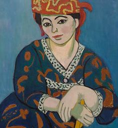 Henri Matisse. The Barnes Foundation in Philadelphia has a fabulous collection, including many works by Matisse.