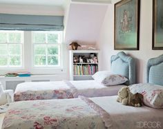 Floral Patterns - Decorating with Flowers - ELLE DECOR