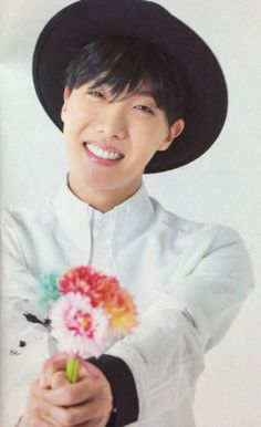 J-Hope #BTS on Haru Hana vol 30