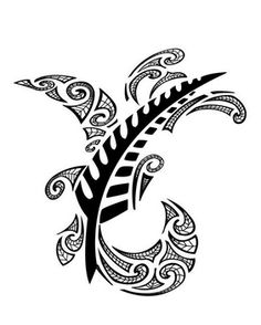 Tribal ocean Wave Design | ... 0539 KnowtheOrig3 Know the Original Meaning of Tribal Tattoo Designs