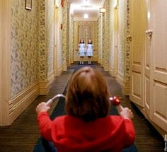 The Shining: The most ornate horror film ever made.