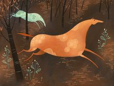 Beyond The Pale. Open edition Giclee print by by TracieGrimwood, $120.00