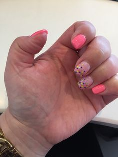 New spring nails