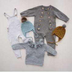 Little People, Little Girls, Dere, Knitted Romper, Baby Knitting, Knitting Ideas, Big Boys, Baby Hats, Dresser