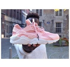 shoes hurraches nike baby pink