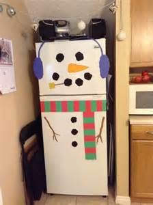 refrigerator snowman - Bing Images