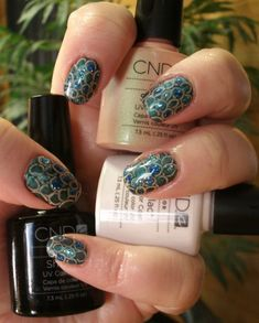 Nail It: 101 Seriously Amazing Nail Art Ideas From Pinterest   StyleCaster