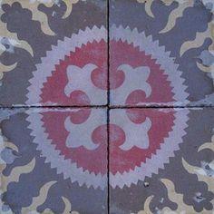 Antique Cement Tiles