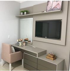 Interior Living Room Design Trends for 2019 - Interior Design Bedroom Closet Design, Home Room Design, Home Office Design, Home Decor Bedroom, Interior Design Living Room, Dream Rooms, Apartment Design, New Room, House Rooms