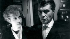 Sixties | Sylvia Syms and Dirk Bogarde in Victim, 1961