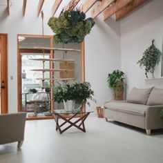 Get inspired by this famous magazine offices in Portland that lloks like a dream home! Pictures by Gallo for Kinfolk