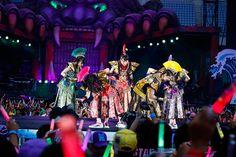 """ももクロ「桃神祭」11万5千人と繰り広げた""""最高の夏祭り""""(画像 10/26) - 音楽ナタリー"""