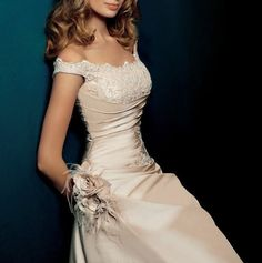 2015 White/Ivory Champagne Wedding Dress Bridal Gown Custom Size 4-6-8--16-18+++