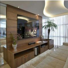 Home Design Decor, House Design, Interior Design, Living Furniture, Living Room Decor, Wall Unit Decor, Living Room Tv Unit Designs, Casa Clean, Home Decor Inspiration