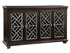 Hekman Furniture 27300 Transitional Ent Ctr