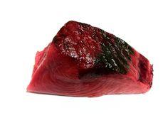 ventresca de atún de 2kilos y medio pescado en las maldivas