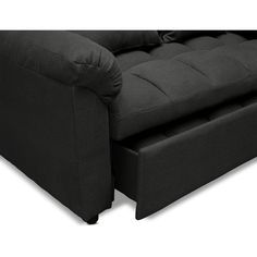 Mariel Media Sleeper   American Signature Furniture Game Room Furniture, Value City Furniture, Sofa Furniture, Media Room Seating, Living Room Seating, Sofa And Loveseat Set, Sectional Sofa, Couch, Sleeper Ottoman