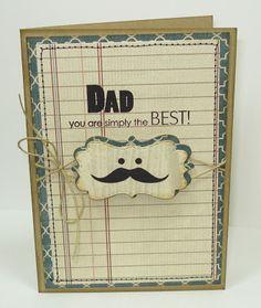 Dads mustache
