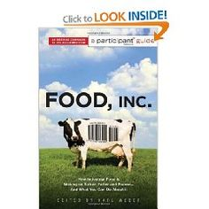 Eat at home~ this book will make you WANT to spend the extra money on organics and locally grown.