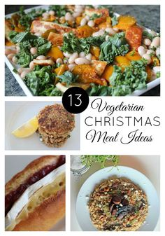 Vegetarian Christmas Meal Ideas  The Veggie Mama