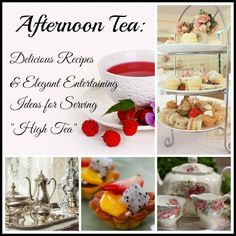 How to brew the perfect English cuppa plus recipes and tips for serving an elegant three-course full afternoon tea with all the trimmings. What better way to celebrate a wedding, engagement, bridal shower, baby shower, graduation or other festive special occasion in style?