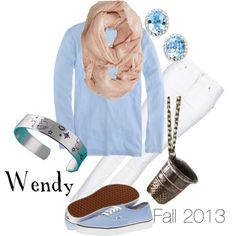"""Fall 2013: Wendy"" by disneydiva305 on Polyvore #disney"