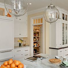 Transom Kitchen Hutch Design, Pictures, Remodel, Decor and Ideas