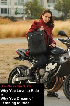 a107b906f325d1 In celebration of International Female Ride Day women s lifestyle brand  MotoChic is debuting the Moto Angels Contest