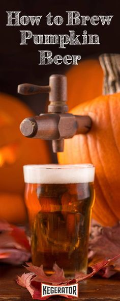 Pumpkin Beer Style :: Style Characteristics & Brewing Tips - How to Brew Pumpkin Beer: Tips & Tricks - Brewing Recipes, Homebrew Recipes, Beer Recipes, Coffee Recipes, Pumpkin Ale Recipe, Pumpkin Beer, Pumpkin Spice, Homemade Beer, Home Brewing Beer