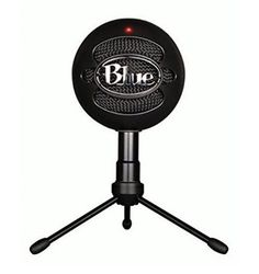 Blue Mic Stand USB Cable Microphone Snowball iCE SnowballiCE Black Mac and PC #BlueMicrophones