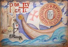 The order of Christ and the Portuguese discoveries  by: Tereza del Pilar