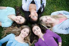 Shay, Sasha, Troian, Ashley and Lucy #PLL