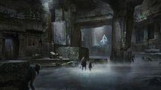 God+of+War+para+PS4+muestra+las+ruinas+de+Midgard+con+unas+nuevas+imágenes