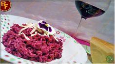 Risotto al vino rosso Matto... una meravigliosa rivelazione per le papille gustative di chi ha avuto la fortuna di assaggiarlo... vi assicuro che la mia non è un'esagerazione... provatelo e mi darete ragione!!