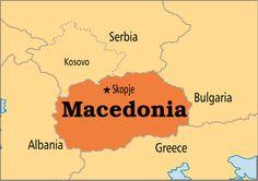 MACEDONIA  ,  SKOPJE (28)…