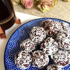Syndfria chokladbollar