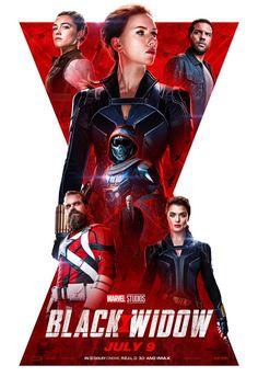 Marvel Movie Posters, Avengers Movies, Marvel Characters, Marvel Movies, Marvel Avengers, Black Widow Film, Black Widow Avengers, Black Widow Scarlett, Natasha Romanoff