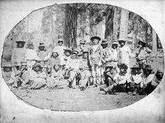 Klamath Modoc Indians, 1860