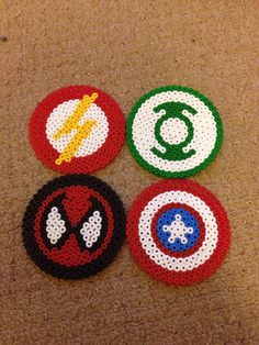 Perler beads of some kind for G Hama Beads Design, Diy Perler Beads, Perler Bead Art, Pearler Beads, Fuse Beads, Melty Bead Patterns, Pearler Bead Patterns, Perler Patterns, Melty Beads Ideas