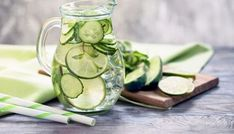Cucumber Water – Should You Drink It? And How to Make It?
