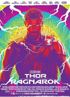 Thor, one of the most powerful members of Avengers, is back with its third sequel, Thor Ragnarok. In this part, Thor is going to lose his father and Asgard too, but he will find some new friends. He is going to fight his sister, with the help of our big hero, Hulk and his brother, yeah, it's true! Loki! #ThorPosters #ThorRagnarok #ThorRagnarokPosters #MoviePosters
