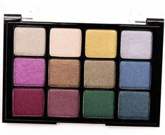Sneak Peek: Viseart Bijoux Royal Eyeshadow Palette Photos & Swatches | Temptalia | Bloglovin'