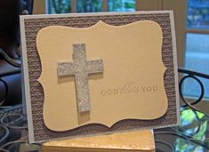 George's First Communion card by moster - Cards and Paper Crafts at Splitcoaststampers