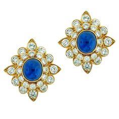 Sapphires; Van Cleef c.1980