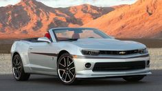 New 2015 Chevrolet Camaro Commemorative Special Edition