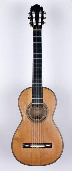 Antonio de Torres guitar