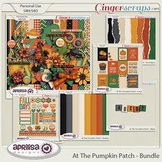 At The Pumpkin Patch - Bundle by Aprilisa Designs