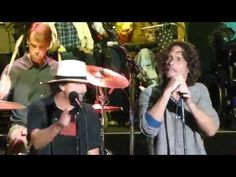 HUNGER STRIKE Live Temple of the Dog Pearl Jam Chris Cornell Bridge School Benefit Mountain View - YouTube