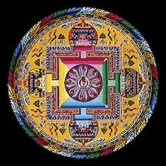 Tibetan monk will unravel sand mandala's meaning in a talk at Iowa State Sept. 21 - News Service - Iowa State University