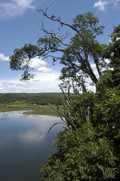 Parque do Sumidouro (Mirante) – Municípios de Pedro Leopoldo e Lagoa Santa – Minas Gerais – Crédito: Lucia Sebe – 21/12/2009